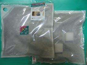 ヒノキの炭袋(大) パミアのおふくろさんWS