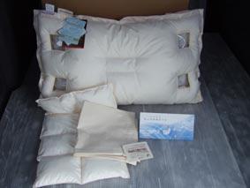 出雲街道 ヒノキの炭枕 「パミアのブレスピロー」